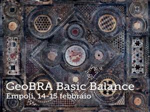 GeoBRA – Empoli 14 e 15 febbraio