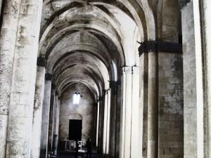 Una piccola Chartres a Tarquinia