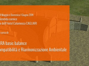 Corso di GeoBRA basic balance – Cagliari