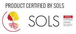 Prodotto certificato SOLS