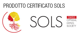 Product certified by sols