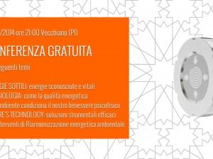 <!--:it-->Conferenza gratuita: Energie Sottili, Geobiologia, AEtere's Technology 31/01/2014<!--:-->