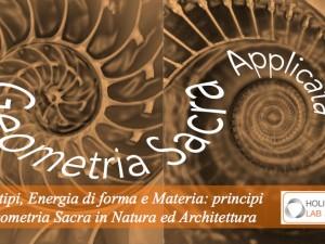 Cagliari – 15 e 16 ottobre – Geometria Sacra Applicata