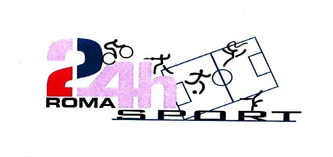 logo 24h roma