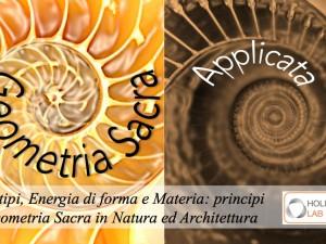 Monza – 1 e 2 ottobre 2016 – Geometria Sacra Applicata
