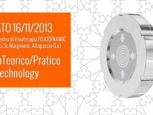 Corso Teorico/Pratico: PHI Technology 16/11/2013