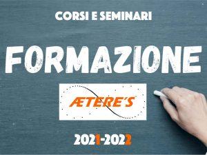 Calendario corsi e seminari 2021 – 2022