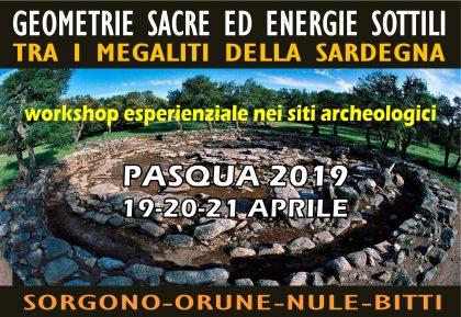 Geometrie Sacre ed Energie Sottili trai Megaliti Della Sardegna